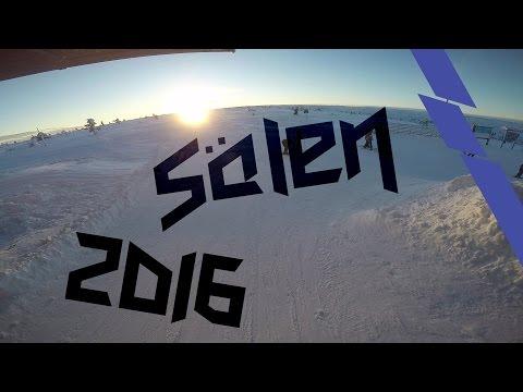 Gopro: Skiing (Sälen 2016)