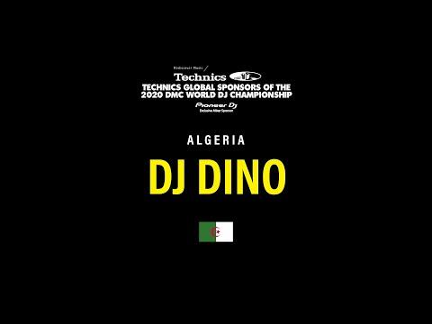 DJ DINO (ALGERIA) - 2020 DMC Technics World DJ Eliminations