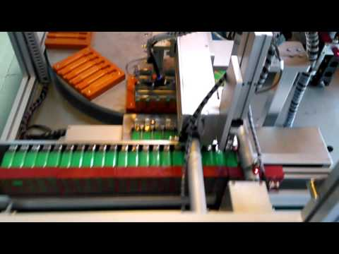 Fully automatic 1 color silk screen printing machine with mechanical robot for lighters