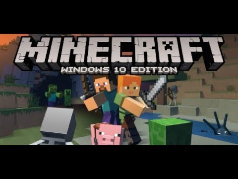 minecraft windows 10 free 2019
