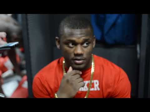 UGA DB Deandre Baker talks about Georgia's loss to Alabama in the SEC Championship Game