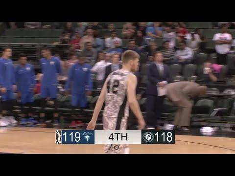 Davis Bertans (27 points) Game Highlights vs. Texas Legends