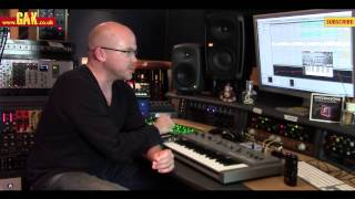 Roland - AIRA System-1 demo and SH-101 comparison by James Wiltshire of Freemasons