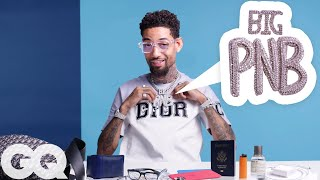 10 Things PnB Rock Can't Live Without | GQ