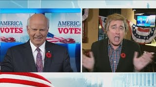 Mark Critch blames Peter Mansbridge for election results