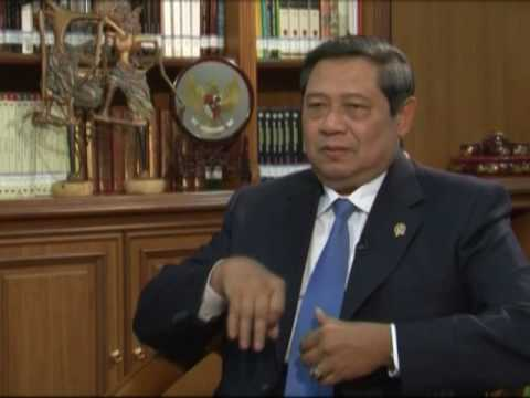 World Business: Susilo Bambang Yudhoyono Interview 01/05/09