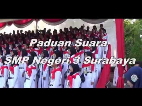 SMPN 3 Surabaya (Paduan Suara)