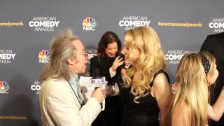 Kate McKinnon on the Red Carpet of American Comedy Awards