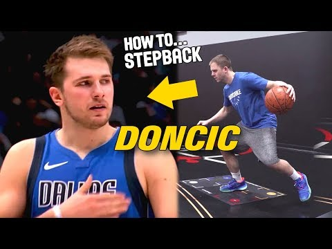 How to shoot like Luka Doncic! - Teach yourself WITHOUT LEAVING YOUR  HOME!