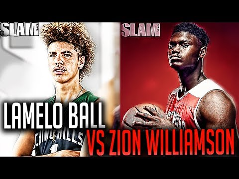 Thumbnail: Why LaMelo Ball vs Zion Williamson WAS CRAZY!! LeBron James NOT ALLOWED To Enter!