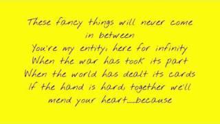 All Time Low - Umbrella (Lyrics)