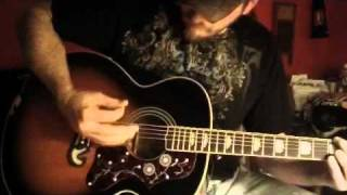 dinosaur hank williams jr acoustic cover