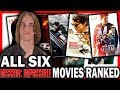 All Six Mission: Impossible Movies Ranked From Worst To Best (w/ Mission: Impossible - Fallout)
