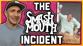 SMASH MOUTH SINGER IS DOWN BAD