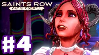 Saints Row: Gat Out of Hell - Gameplay Walkthrough Part 4 - It's a Musical! (PC, Xbox One, PS4)