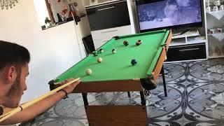 5ft Pool Table 8 Ball Game