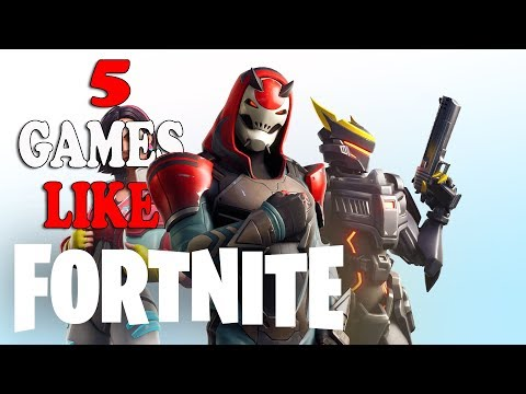 Top 5 Games Like Fortnite For Android & IOS 2019