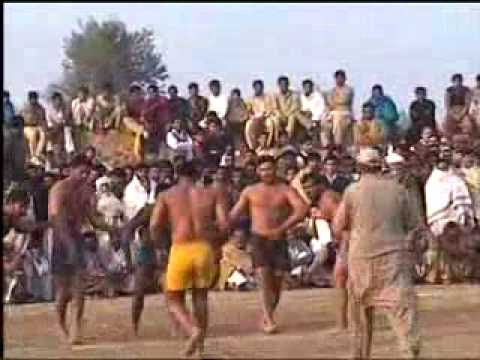 Kabbadi 2010 in M.B.Din by Sahab Part 03