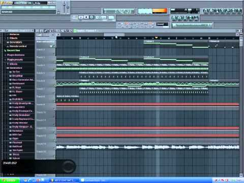 FL STUDIO ADELE -  REMIX SOMEONE LIKE YOU