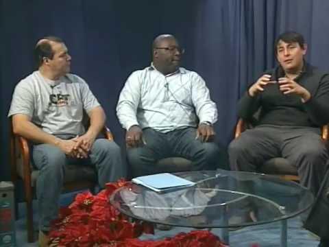 CCTV Presents Chelsea Forum, guests CET