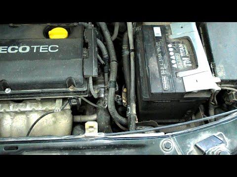 Ремонт датчика заднего хода на Opel Zafira B