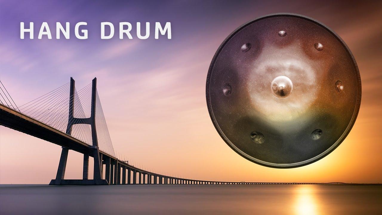 Relaxing Hang Drum music | 432 Hz | ♬081