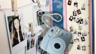 Fotolijntje DIY | Voor je instax polaroid camera!