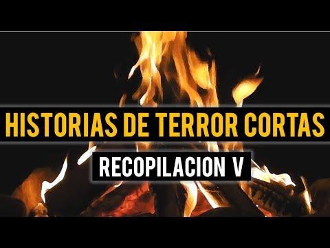 HISTORIAS DE TERROR CORTAS V (RECOPILACIÓN DE RELATOS)