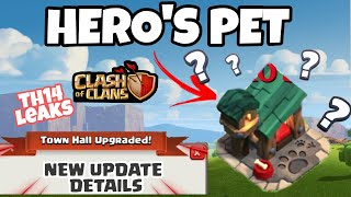 Clash of Clans Town Hall 14 Update Full Details*New Building* | coc April Update 2021