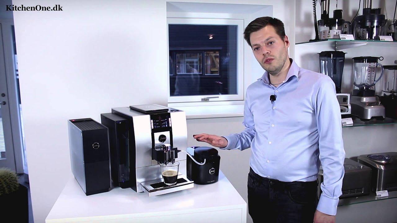 Jura kaffemaskine test – Køkkenredskaber
