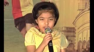 Ram Gorurer Chhana: Bengali Poem, Sukumar Roy, Debosmita Biswas (drdo kalipuja 2012)