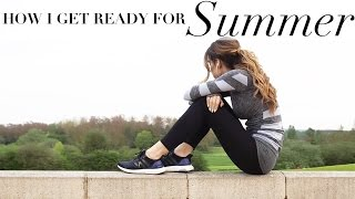 HOW I GET SUMMER READY | Lydia Elise Millen | AD