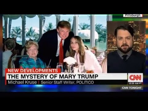 The mystery of Trump