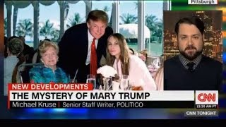The mystery of Trump's mother Mary Trump  Why is it he hardly mentions his mother