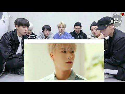 BTS Reaction ASTRO  아스트로 - 너잖아 (Always You) MV