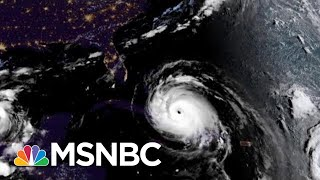 Trump Talk: Using Nuclear Weapons On Hurricanes | The Last Word | MSNBC