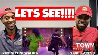 "6ix9ine, Nicki Minaj, Murda Beatz - ""FEFE"" Dance Choreography by Jojo Gomez REACTION | KEVINKEV"