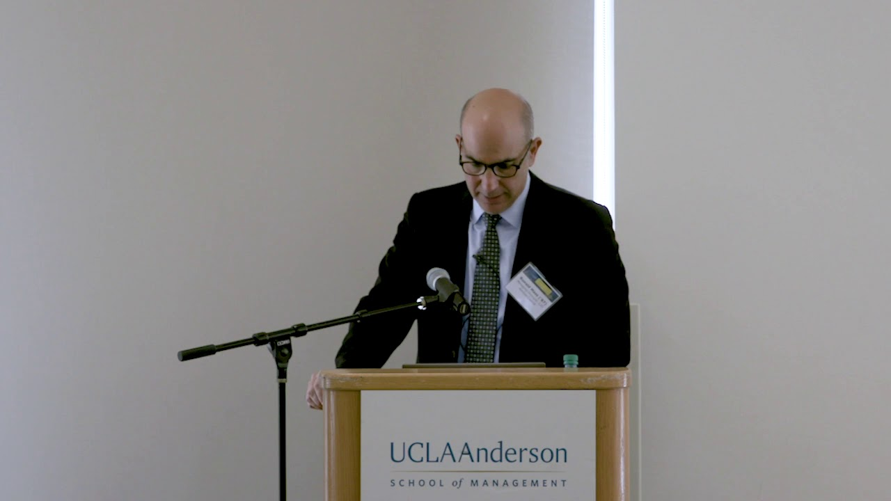 Fink Credit Pitch Competition 2019 | UCLA Anderson School of