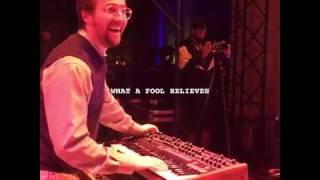 michael mcdonald x solange x vulfpeck ... what a fool believes