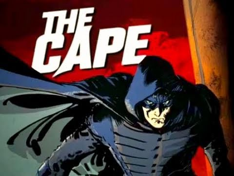 The Totally Rad   First Look: The Cape !