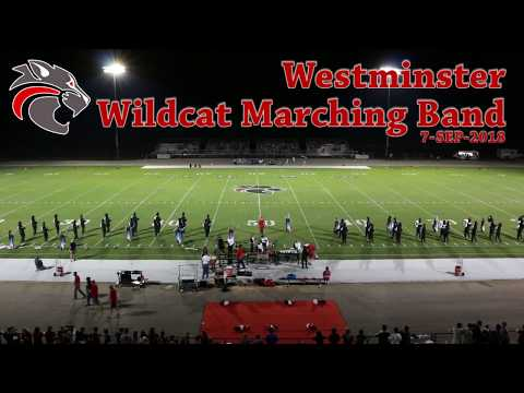WCA Marching Band, 7-SEP-2018