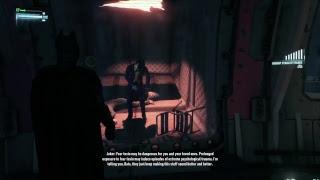 Batman Arkham Knight Part 11 finding scarecrow