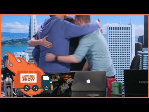 Colin Moriarty Leaves Kinda Funny - Kinda Funny Morning Show 03.13.17