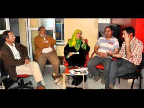 أزمة النظافة بالناظور على أثير الإذاعة الأمازيغية