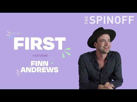 The Veils' Finn Andrews on the first time he bombed on stage | FIRST | The Spinoff