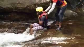 kitulgala Rafting and Canyoning - Sri Lanka (HD)