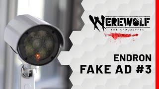 Werewolf: The Apocalypse - Earthblood | Endron Ad #3