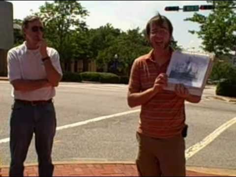 Downtown Spartanburg History Tour