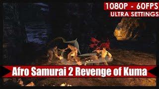 Afro Samurai 2 Revenge of Kuma Volume One gameplay PC HD [1080p/60fps]