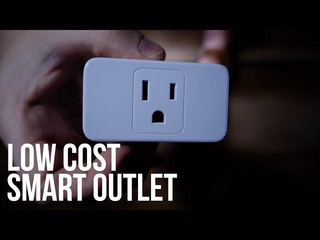 Meross MSS110 Wi-Fi Smart Plug Mini Outlet